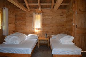 cabins at eco-lodge