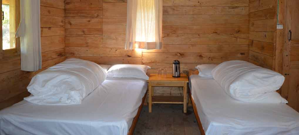 simply luxury cabins