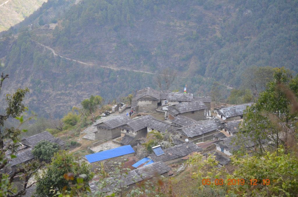 Tanchowk village