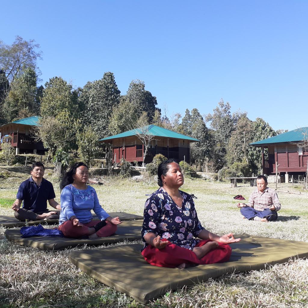 Retreat in Kalsee Eco-lodge